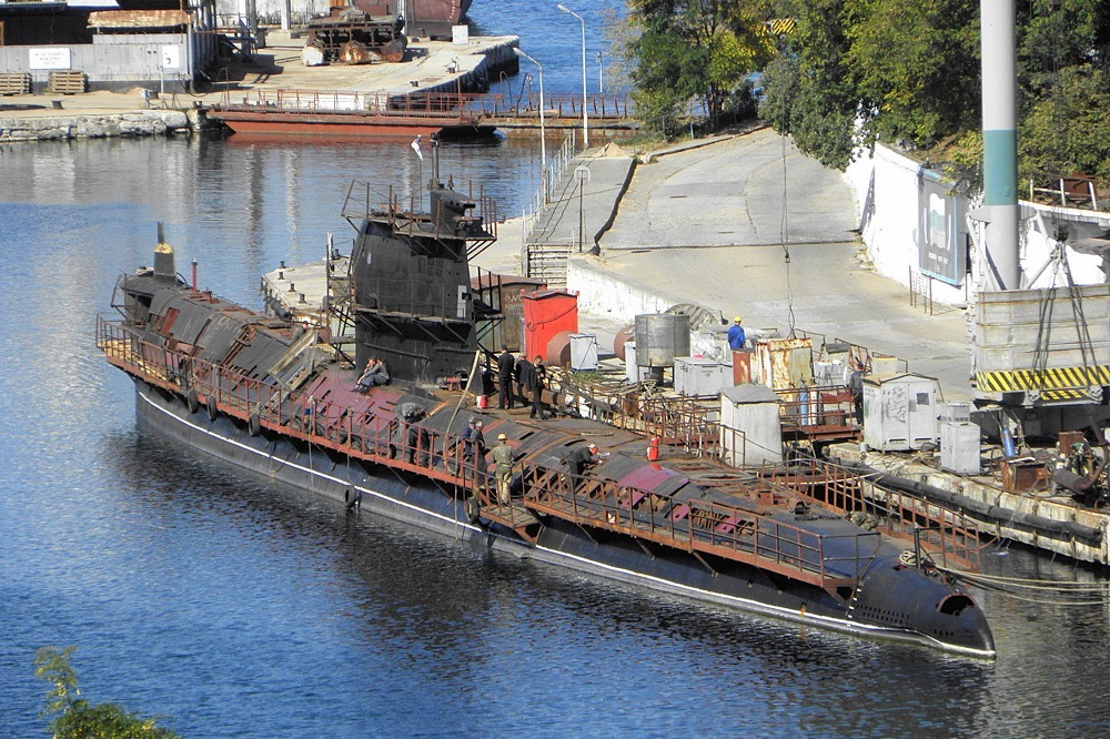 Украинские лодки Союза