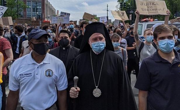 Как протесты в США могут отозваться в украинском православии