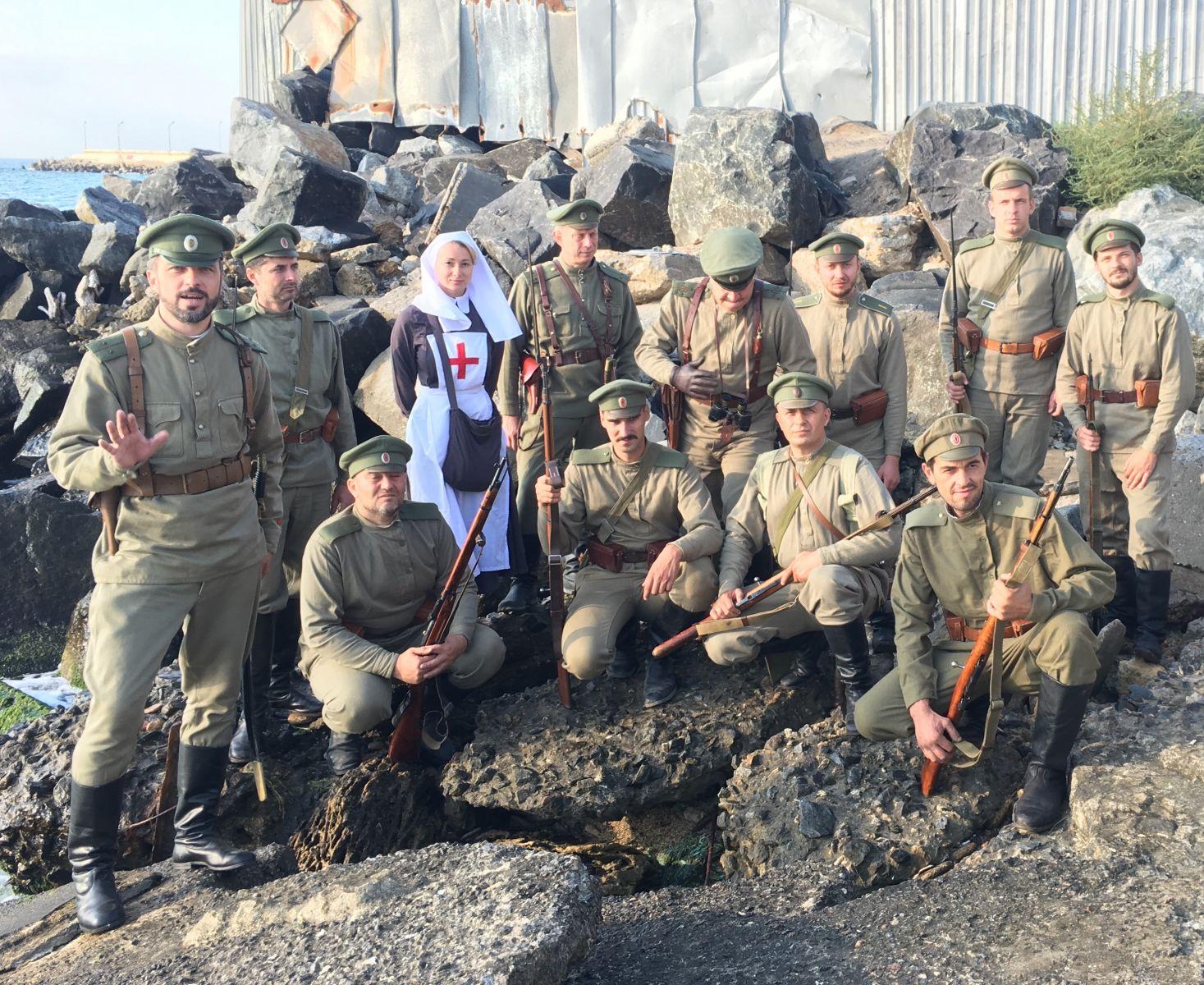 К 100-летию Одесского десанта Антанты