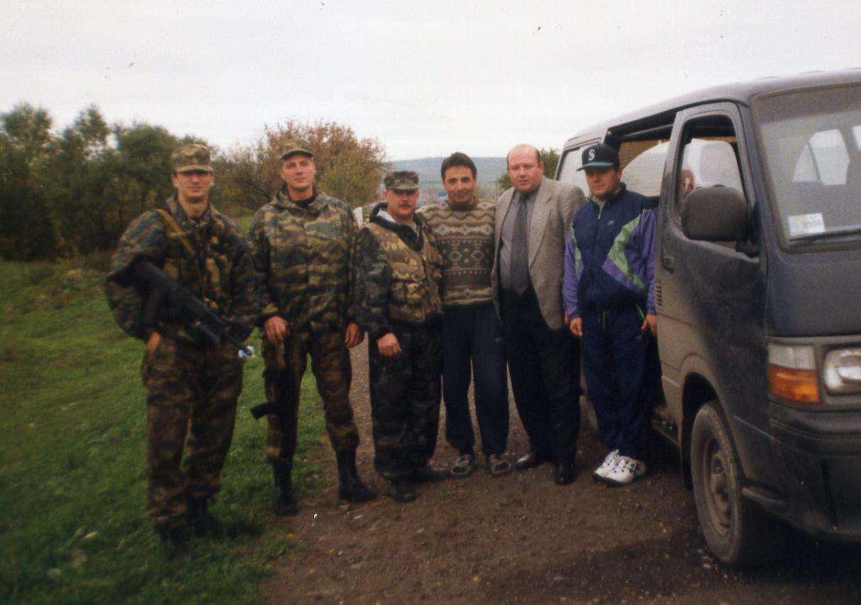 «Цавет танем» або як Служба безпеки України визволяла заручників з Чечні. Частина ІІІ